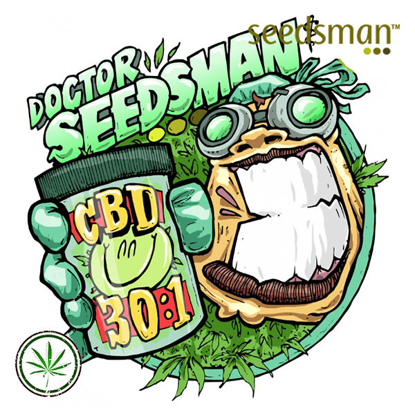 Doctor Seedsman CBD 30:1